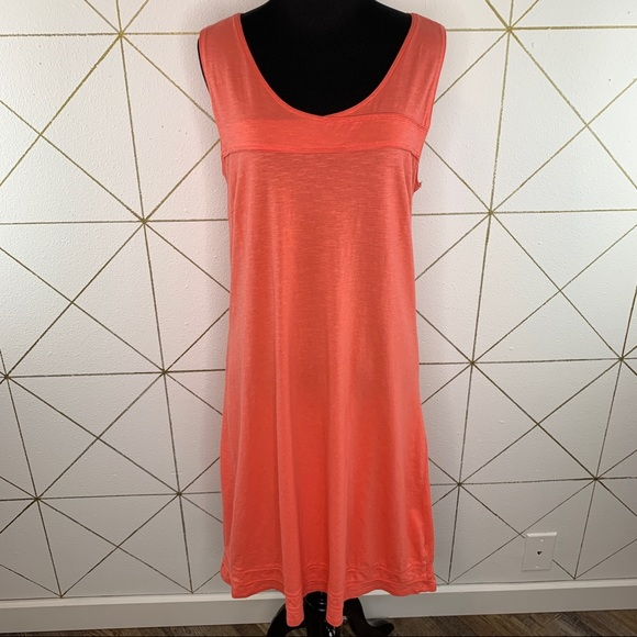 Horny Toad Oolong Sleeveless Dress Large